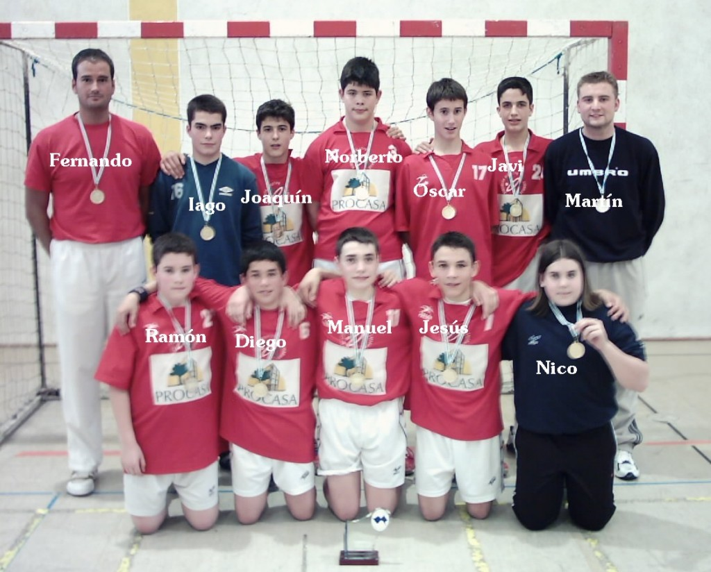 Campeons provinciais 1