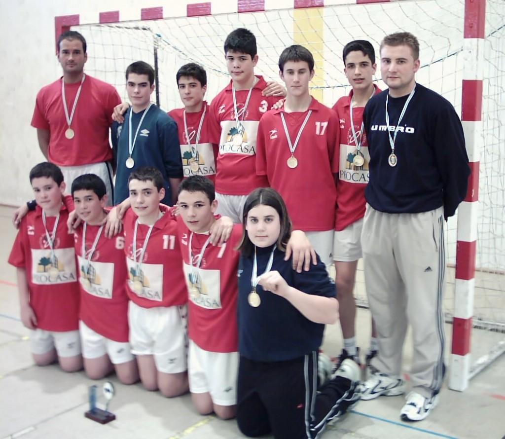 Campeons provinciais 2