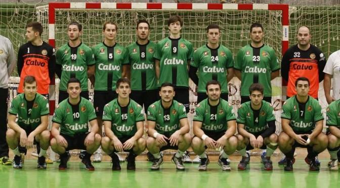 Calvo Xiria contra Camariñas (Equipación verde)