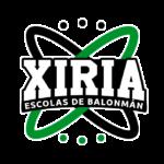 Escudo Logo Xiria Balonmano